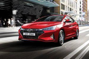 Hyundai Elantra Sport 2019 tại Hàn Quốc được nâng cấp những gì?