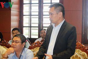 Chủ đầu tư thủy điện Đăk Di 4 dọa kiện lãnh đạo tỉnh Quảng Nam ra tòa