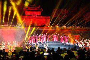 Chương trình nghệ thuật chào mừng Hà Nội - Việt Nam chính thức đăng cai Giải đua xe F1