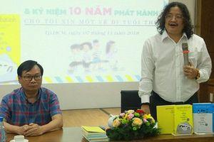 Lên lịch để xếp hàng xin chữ ký nhà văn Nguyễn Nhật Ánh cho cuốn sách mới nhất 'Cảm ơn người lớn'