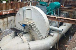 TPHCM ứng kinh phí thuê siêu máy bơm chống ngập đường Nguyễn Hữu Cảnh