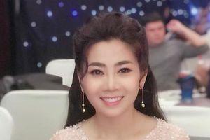 Diễn viên Mai Phương trở lại với công việc dù đang điều trị ung thư phổi