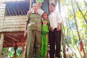 Hà Tĩnh: Liệt sĩ bất ngờ trở về địa phương sau 25 năm báo tử, chẳng thể nhớ hết tên từng người thân