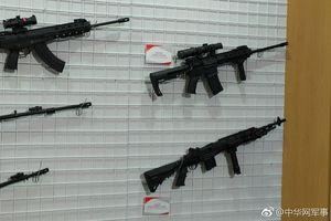 Lộ diện súng trường tấn công tiêu chuẩn thế hệ mới của Quân đội Trung Quốc