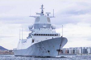 Khu trục hạm Aegis cực mạnh vừa bị tàu chở dầu 'đâm bẹp' mạnh đến mức nào?