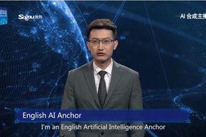 Xem MC trí tuệ nhân tạo Trung Quốc dẫn chương trình như người thật