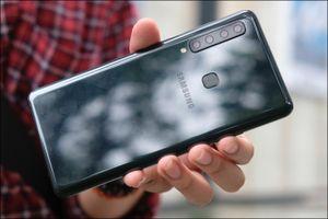 Cảm nhận nhanh Samsung Galaxy A9 2018, smartphone 4 camera sau tại Việt Nam