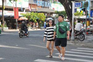 Hơn 80% khách quốc tế đến Đà Nẵng là Hàn Quốc và Trung Quốc