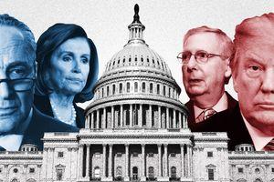 Bầu cử giữa nhiệm kỳ ở Mỹ: Kết quả không ngoài dự kiến