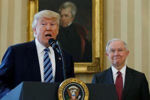 Biến động ở Nhà Trắng, ông Trump sa thải bộ trưởng Tư pháp