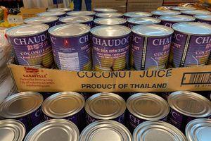 Nỗi buồn nước dừa, phở Việt tại Mỹ, Nhật gắn mác 'made in Thailand'