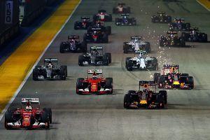 Đường đua F1 Singapore Grand Prix 'chất' nhất Đông Nam Á