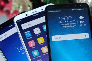 Loạt smartphone tầm 4-6 triệu đồng đáng mua ở VN