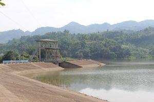 3.813 hồ chứa thủy lợi đang tích đầy nước