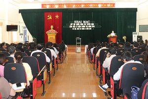 Hà Nội: Gần 300 học viên tham gia lớp tập huấn nghiệp vụ lý luận chính trị