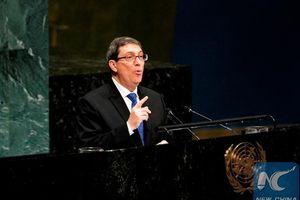 Việt Nam ủng hộ LHQ kêu gọi chấm dứt cấm vận đối với Cuba