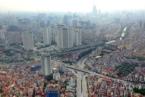 Không khu vực nào tại Hà Nội có chất lượng không khí ở mức kém trong ngày