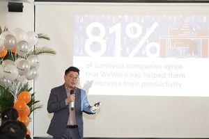 WeWork ra mắt thị trường Việt Nam