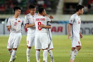 Công Phượng, Quang Hải giúp Việt Nam khởi đầu suôn sẻ ở AFF Cup