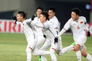 U23 Việt Nam đụng U23 Thái Lan ở vòng loại U23 Châu Á 2020