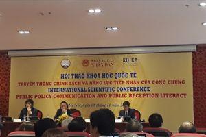 Đại sứ Hàn Quốc tại Việt Nam: Để truyền thông hữu hiệu cần truyền tải được sự chân thành