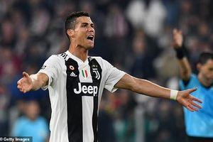 Ronaldo cho rằng M.U không xứng đáng thắng Juve