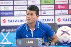 Đội trưởng Lào là fan ruột của tuyển Việt Nam và cựu tiền đạo Công Vinh