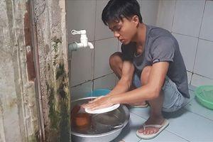 Nước sinh hoạt thiếu, nhiễm mặn gấp 17,5 lần tiêu chuẩn