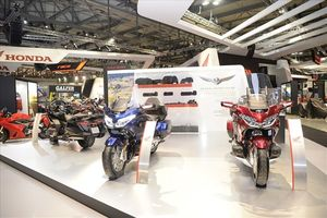 Những con bài chiến lược của Honda trên sân chơi môtô phân khối lớn