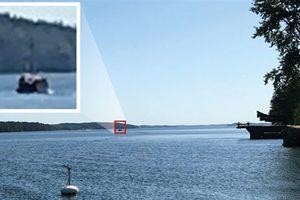 Thụy Điển nhầm tàu cá là tàu ngầm Nga