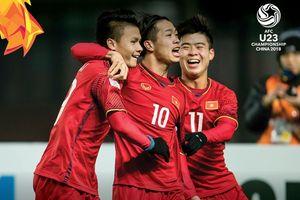 Vòng loại U23 châu Á: Việt Nam gặp Thái Lan, Indonesia