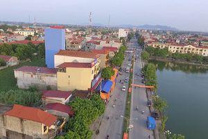 Bắc Giang có huyện đầu tiên đạt chuẩn nông thôn mới