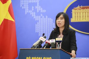 Việt Nam yêu cầu Trung Quốc dừng hoạt động quan trắc tại Trường Sa