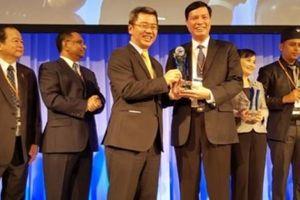 Quảng Ninh nhận giải thưởng chính quyền số ASOCIO