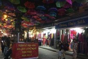 Đặc sắc Tuần lễ văn hóa du lịch - thương mại làng nghề Vạn Phúc
