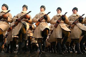 Nga kỷ niệm 101 năm Cách mạng Tháng Mười