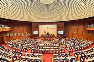 Quốc hội chốt chỉ tiêu GDP 2019 tăng 6,6%-6,8%