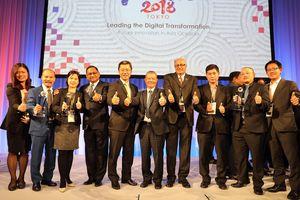 Việt Nam được trao 4 Giải thưởng ASOCIO 2018