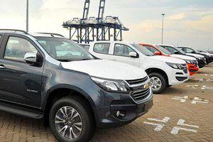 Lý do phí trước bạ xe ôtô bán tải tăng 60%