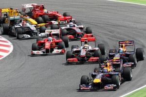 Việt Nam là nước thứ 22 đăng cai Giải đua ô tô Công thức 1