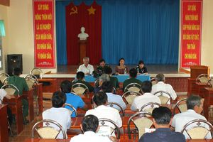 Ngày Pháp luật Việt Nam ở khu vực biên giới biển Tiền Giang