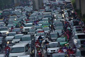 Hà Nội sẽ thu phí giảm ùn tắc nội đô thế nào?