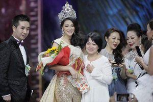 Hoa hậu Trái đất Phương Khánh từng nghỉ học 2 năm khi bố mẹ ly hôn