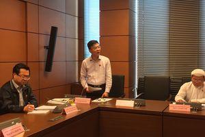 Bộ trưởng Tư pháp Lê Thành Long: cần giao cho Chính phủ phê duyệt Chương trình giáo dục phổ thông