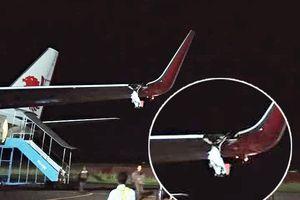 Máy bay Lion Air chở 143 người lại gặp sự cố
