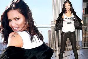 Mỹ nhân xứ Samba Adriana Lima chia tay Victoria's Secret sau 19 năm?