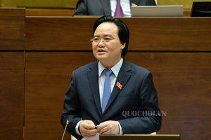 Bộ trưởng Giáo dục được quy định việc thực nghiệm phương pháp giáo dục mới