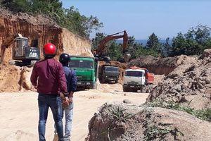 Chư Păh-Gia Lai: Nóng tình trạng khai thác đất đồi trái phép
