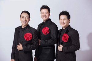 Bộ 3 'hoàng tử nhạc đỏ' sẽ hát trong Giai điệu từ hào 2018