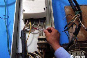 Đà Nẵng: Chủ nhà trọ bị truy thu 42 triệu đồng vì trộm cắp điện